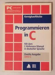 Fachbuch Programmieren in C von
