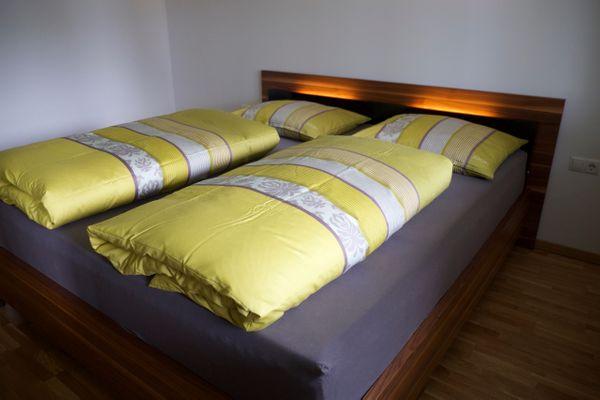 Verkaufe Doppelbett Vom Musterring Aterno 200 X 220 Cm In