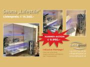 AKTION - Sauna Lifestile NEU