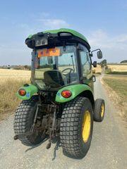 John Deere 3720 Traktor Schlepper