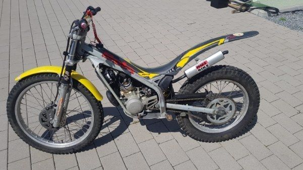 Trial Beta REV 80cc 2003