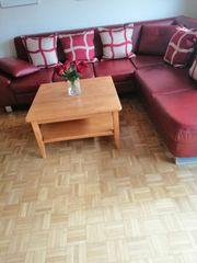 Wohnzimmer aus Birkenholz komplett oder