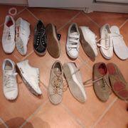 Sneaker Marken Nike Adidas ua