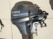 Yamaha 8 PS Motor mit