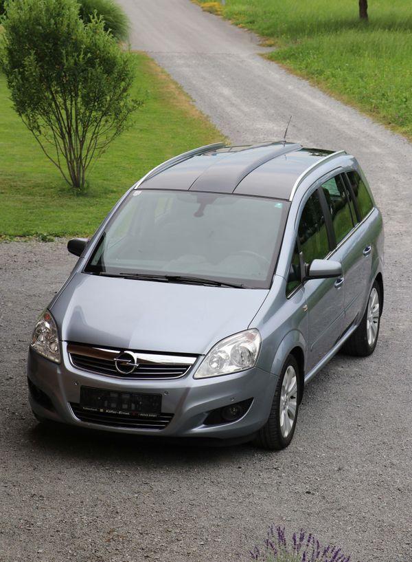 Opel Zafira Cosmo 01 2008