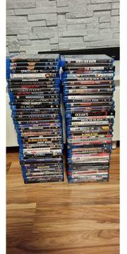 Blu ray disc 86 Stück