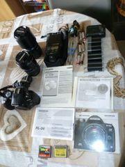 Olympus Digitalkamera E 510 LS