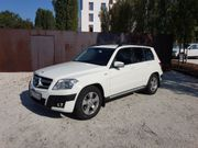 Mercedes Benz GLK 220CDI 4-Matic