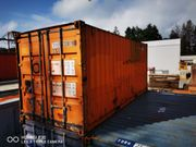 Container Seecontainer Lagercontainer Schiffscontainer