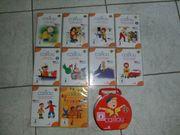 CAILLOU 10 DVDs und Metall-Geschenkkoffer