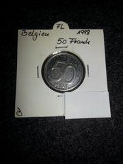 50 Frank 1998 Belgie