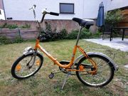 Altes Mini Fahrrad