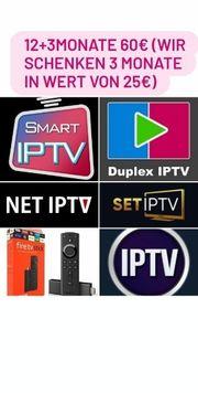 IP-TV Erstanbieter 15 Monate