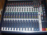 Soundcraft MFXI 12