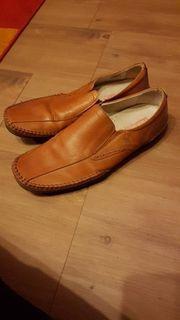 Herren Leder Schuhe