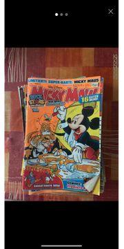 23x Mickey Maus Hefte