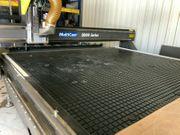 MultiCam 3000 CNC Fräsmaschine