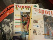 Fachzeitschriften Sport