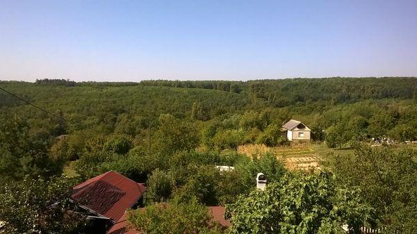 Panoramablick bei Heviz 2-Familien-Haus mit