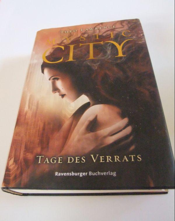 Mystic City - Tage des Verrats