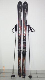 Rossignol-Alpinski Carver mit Bindung