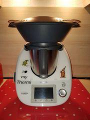 Thermomix TM5 Vorwerk Restgarantie