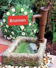 Gratis Wasser aus dem Brunnen
