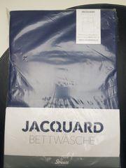 Strauss Jacquard bettwäsche 200x200 mit