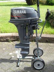 Yamaha 15 D Aussenborder Kurzschaft