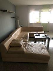 Leder Couch