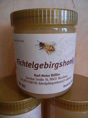 Bienen Honig Frühjahrsblüte