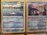 Barschwa Holo Milotic Pokemon NEU