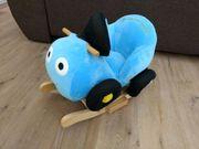 Schaukel-Auto in Blau