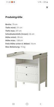 Ikea Sundvik Wickelkommode
