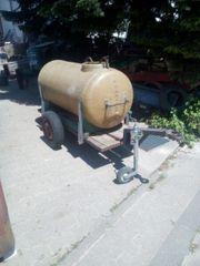 wasserwaagen mit 600 Liter wassertank