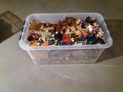 Kiste voll Playmobil ca 13