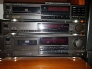 Verkaufe eine Stereoanlage mit CD