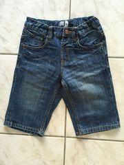 Jeans Bermuda Gr 128