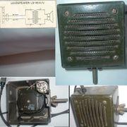 Lautsprecher LS-454 U US military