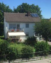 Haus mit Garten - zwei Wohnungen