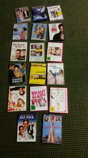 Komödien DVD 17 Stück Komödien