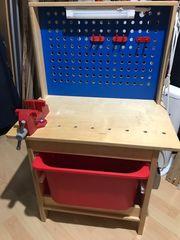 Ikea Kinder Werkbank