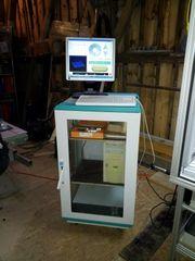 ISEL CNC 3-Achs Portalfräsmaschine Portalfräse