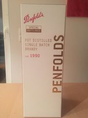 Penfolds 1990 Single Batch Brandy