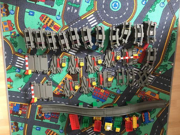 Eisenbahn Lego duplo