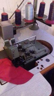 Industrie Nähmaschine Overlock