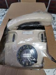Telefon Wählscheiben 70 Jahre NEU
