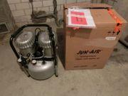 JUN-AIR flüsterleiser Kompressor 12-25 NEU