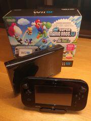 Nintendo WiiU Spielkonsole