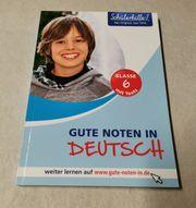 NEU Schülerhilfe Übungsbuch Deutsch Klasse
